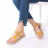 Mira Kadın Sandalet Deri-6