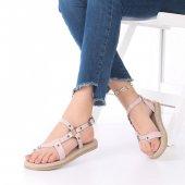 Mira Kadın Sandalet Deri-7