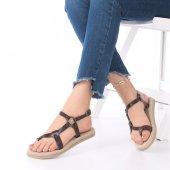 Mira Kadın Sandalet Deri-8