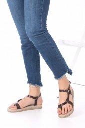 Mira Kadın Sandalet Deri-9