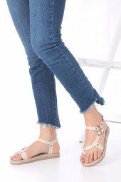 Mira Kadın Sandalet Deri-10