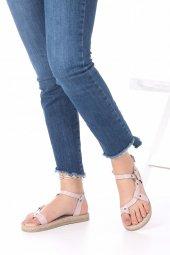 Mira Kadın Sandalet Deri-11