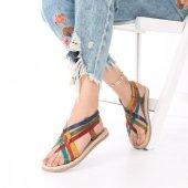 Sunny Kadın Sandalet Deri