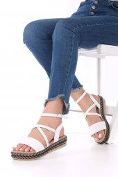 Grazi Kadın Sandalet-3