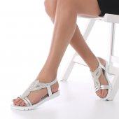 Sandia Kadın Sandalet-5