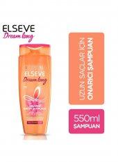 Elseve Dream Long 550 Ml Onarıcı Bakım Şampuanı
