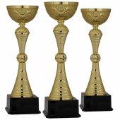 Başarı Derece Kupası K26 Metal Kupa Set 38 Cm Baskılı