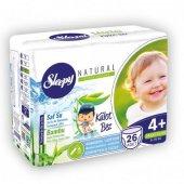 Sleepy Natural 4+ Beden Maxi Plus 26 Adet Külot Bez