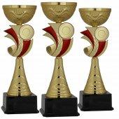 Başarı Derece Kupası K42 Metal Kupa Set 36 Cm Baskılı