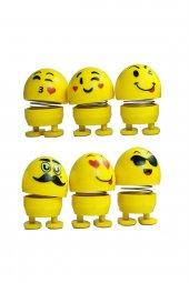Zıp Zıp Kafalar Sevimli Kafa Sallayan Emojiler Zıp Zıp Emojiler