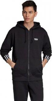 Adidas R.y.v. Fz Hoody Erkek Giyim Sweatshirt Ed7230 (Beden L)