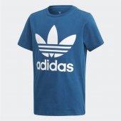 Adidas Trefoıl Tee Çocuk Giyim Tişört Dv2906 (Beden 10 11 Yaş)