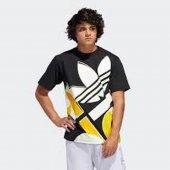 Adidas Bold Graphıc T Erkek Giyim Tişört Dv3287 (Beden Xs)