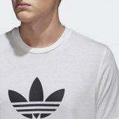 ADİDAS TREFOIL T-SHIRT Erkek  Giyim Tişört CW0710 (Beden: XL)-2
