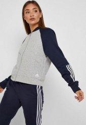 Adidas W Sıd Bomber Kadın Giyim Sweatshirts Dp2390 (Beden L)
