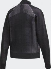 ADİDAS W Id Knit Trtop Kadın  Giyim Sweatshirts DP3912 (Beden: L)-2