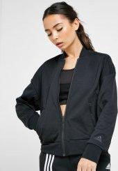 Adidas W Id Mesh Bomb Kadın Giyim Sweatshirts Dz8654 (Beden L)