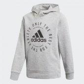 Adidas Yb Sıd Po Çocuk Giyim Sweatshirts Dv1701 (Beden 5 6 Yaş)