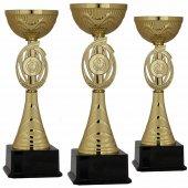 Başarı Derece Kupası K18 Metal Kupa Set 36 Cm Baskılı