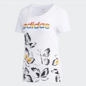 Adidas W Farm P Tshırt Kadın Giyim Tişört Eı4828 (Beden M)