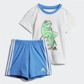 Adidas I Anımal Set B Bebek Giyim Eşofman Takımı Dv1253 (Beden 3 6 Ay)