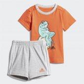 Adidas I Anımal Set B Bebek Giyim Eşofman Takımı Dv1258 (Beden 6 9 Ay)