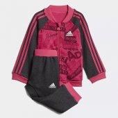 Adidas I Bball Jog Ft Bebek Giyim Eşofman Takımı Dj1558 (Beden 9 12 Ay)