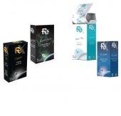 Fe Klasik + Gece Görüşlü + Nano Thin + Aşk İçin İnce Prezervatif Set