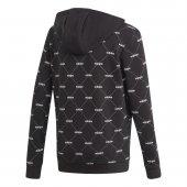 ADİDAS YB CF COVERUP Çocuk  Giyim Sweatshirts EI7911 (Beden: 10-11 yaş)-2
