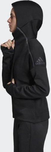 ADİDAS W Zne Hd FR Kadın  Giyim Sweatshirts EJ8748 (Beden: S)-2