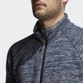 ADİDAS Knit Fleece Erkek  Giyim Sweatshirt CY8703 (Beden: 42)-2