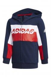 Adidas Lb Ft Kn Jkt Çocuk Giyim Sweatshirts Eh4046 (Beden 8 9 Yaş)