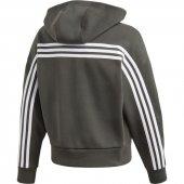 ADİDAS YG MH 3S FZ HD Çocuk  Giyim Sweatshirts ED4626 (Beden: 10-11 yaş)-2