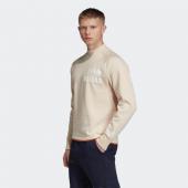 ADİDAS M VRCT Crew Erkek  Giyim Sweatshirt DX7955 (Beden: M)-2