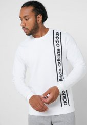 Adidas M C90 Brd Crew Erkek Giyim Sweatshirt Eı5618 (Beden Xl)
