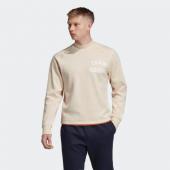 ADİDAS M VRCT Crew Erkek  Giyim Sweatshirt DX7955 (Beden: XS)