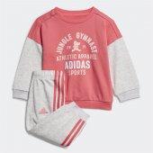Adidas I Graph Jog Ft Bebek Giyim Eşofman Takımı Ed1171 (Beden 9 12 Ay)