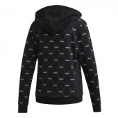 ADİDAS W CORE FAV HDY Kadın  Giyim Sweatshirts EI6255 (Beden: XS)-2