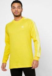 Adidas Blc 3 S Ls T Erkek Giyim Tişört Ej9687 (Beden L)