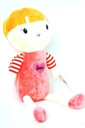 Akkuzu Oyuncak Love Renkli Peluş Bebek 45 Cm