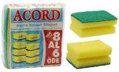 Acord 8 Li Bulaşık Süngeri