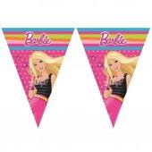 Barbie Flama 2.2 Mt Doğum Günü Parti Flaması