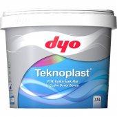 Dyo Teknoplast 7,5 Lt Kemik Beyazı 7963