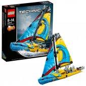 Lmt42074 Tech Yarış Teknesi Technic 8 14 Yaş...