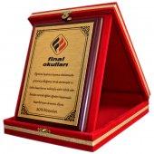 Dijital Baskılı Ahşap Plaket Ödül, Derece, Başarı, Anı, Hediye Plaketleri