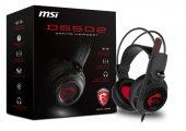 Msı Ds502 7.1 Kulaküstü Oyuncu Kulaklık