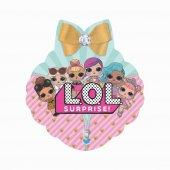 5 Adet Lol Surprise Bebek Baskılı Konuşma Balonu Çubukları