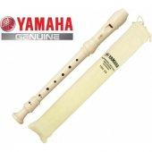Yamaha Blok Flüt Yrs 23 Krem
