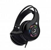 Gamepower Tinker Siyah 7.1 Gaming Kulaklık (Titreş...