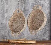 Falez Doacast Granit Döküm 20 Cm Sahan Krem